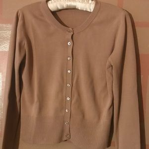 Sweaters - Button down sweater